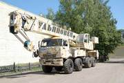 Аренда авто кранов 50-100 тонн.